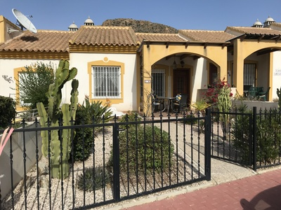 1313: Bungalow in Mazarron