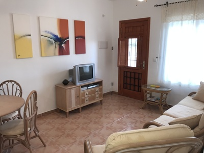 1313: Bungalow for sale in Mazarron