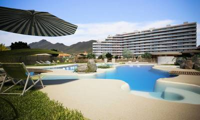 1314: Apartment for sale in La Manga del Mar Menor