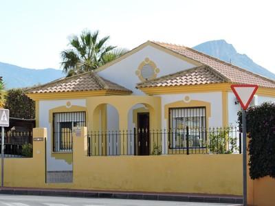 1316: Villa in Mazarron