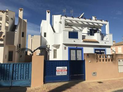 1320: Townhouse in Puerto de Mazarron