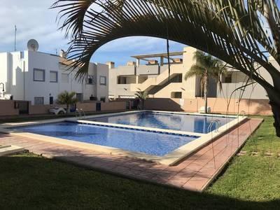 1320: Townhouse for sale in Puerto de Mazarron