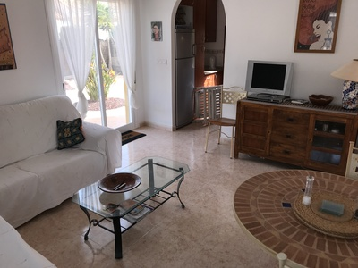1322: Villa for sale in Mazarron Country Club