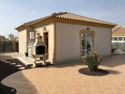 1322: Villa for sale in Mazarron Country Club