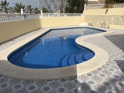 1325: Villa for sale in Mazarron