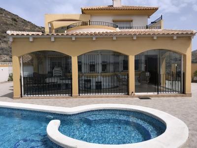 1334: Villa in Mazarron