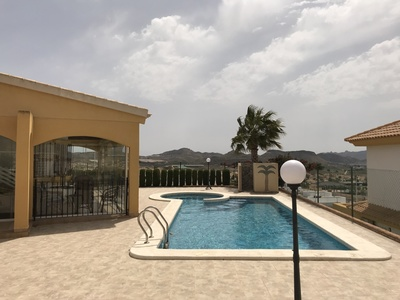 1334: Villa for sale in Mazarron