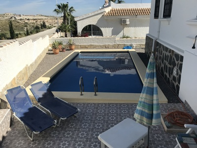 1335: Villa for sale in Camposol