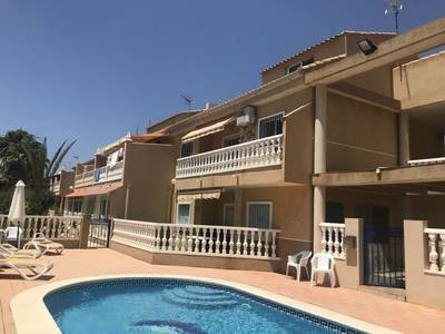 1338: Apartment for sale in Puerto de Mazarron