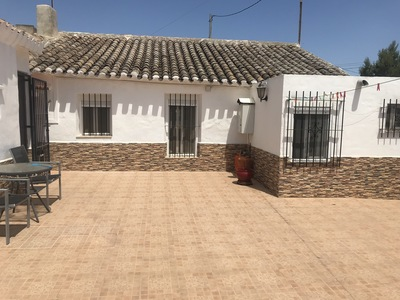 1340: Country House for sale in Fuente Alamo