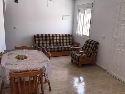 1341: Bungalow for sale in Mazarron
