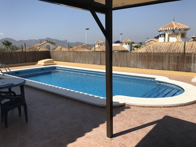 1342: Villa for sale in Mazarron