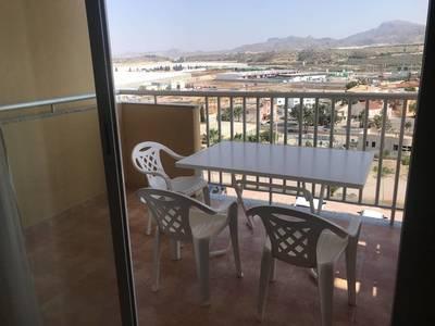 1343: Apartment for sale in Puerto de Mazarron
