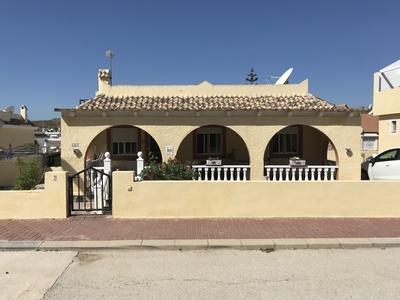 1344: Villa in Camposol