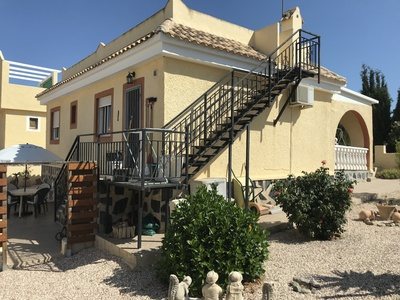 1344: Villa for sale in Mazarron