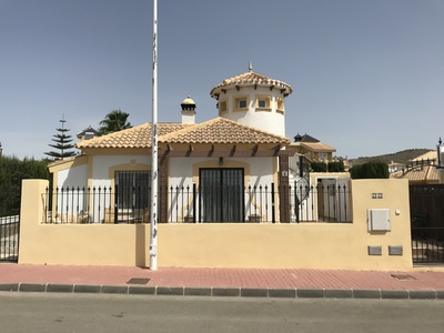 1348: Villa for sale in Mazarron