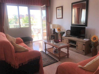 1351: Apartment for sale in Puerto de Mazarron