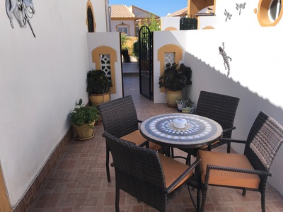 1354: Bungalow for sale in Mazarron