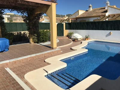 1362: Bungalow for sale in Mazarron