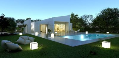1364: Villa for sale in Murcia City