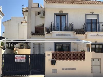 1373: Townhouse for sale in Puerto de Mazarron