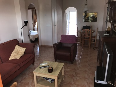 1383: Bungalow for sale in Mazarron