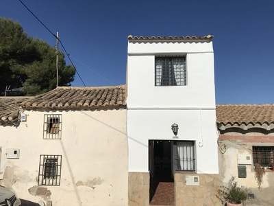 1385: Terraced House for sale in Alhama de Murcia