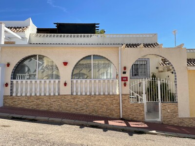 1387: Terraced House in Camposol