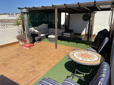 1387: Terraced House for sale in Camposol