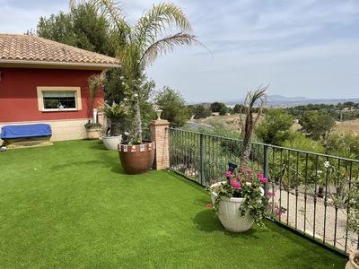 1388: Villa for sale in Totana