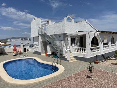 1392: Villa in Mazarron