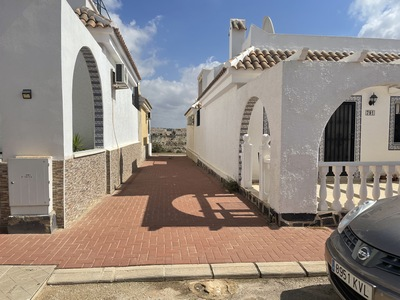 1396: Terraced House for sale in Camposol