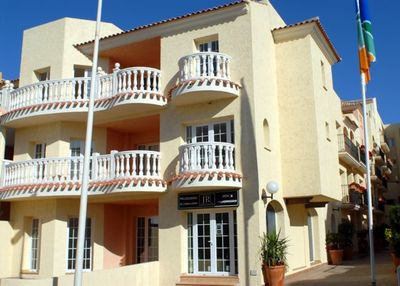 1073: Apartment in Villaricos