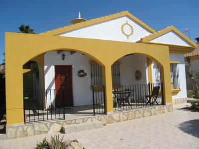 547: Villa for sale in Mazarron Country Club