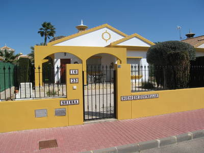 547: Villa in Mazarron Country Club