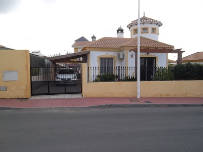 1223: Villa in Mazarron Country Club