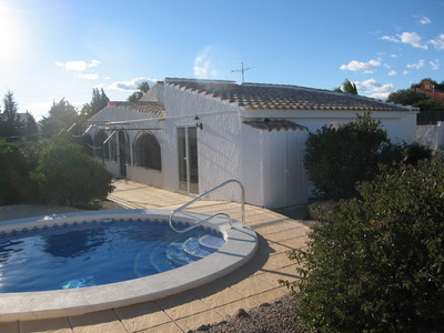 Ref:1174 Villa For Sale in Mazarron