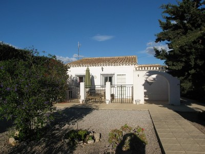 1174: Villa for sale in Mazarron