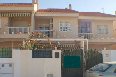 1090: Townhouse in Puerto de Mazarron