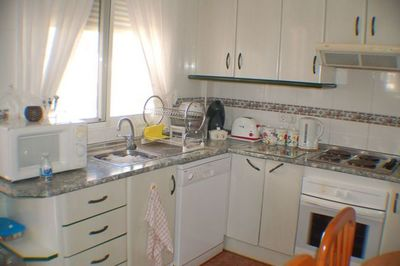1090: Townhouse for sale in Puerto de Mazarron