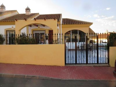 1076: Bungalow in Mazarron Country Club