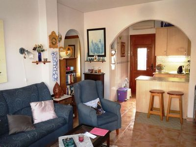 1076: Bungalow for sale in Mazarron Country Club
