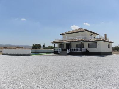 1162: Villa for sale in Lorca