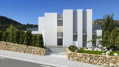 1161: Villa for sale in La Manga del Mar Menor