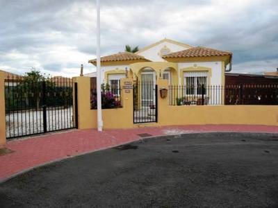 886: Villa in Mazarron Country Club