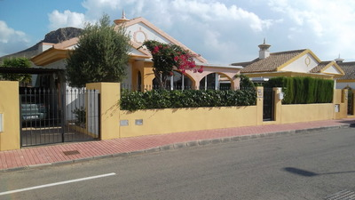 1157: Villa in Mazarron Country Club