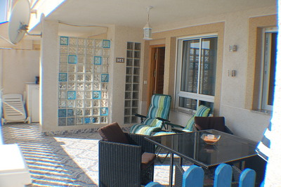 1151: Apartment in Bolnuevo