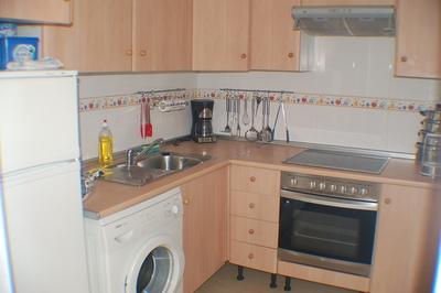 1151: Apartment for sale in Bolnuevo