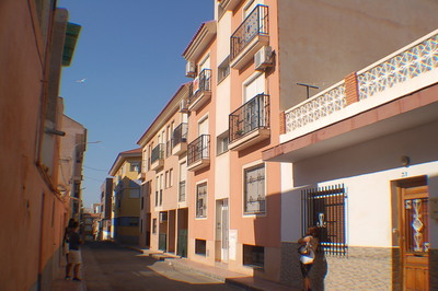 1220: Apartment in Puerto de Mazarron