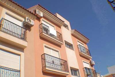 1220: Apartment for sale in Puerto de Mazarron